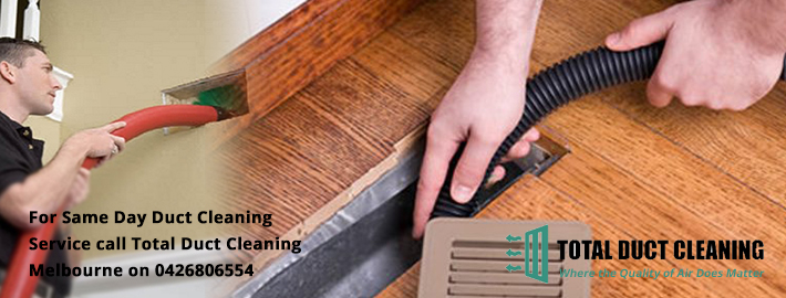 Duct Heating cleaning Melbourne