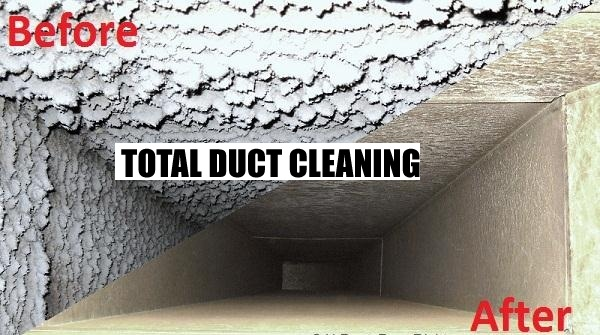 Evaporative Cooling Duct Cleaning