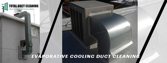 Evaporative Cooling Duct Cleaning Melbourne