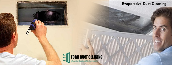 Evaporative Duct Cleaning in Melbourne