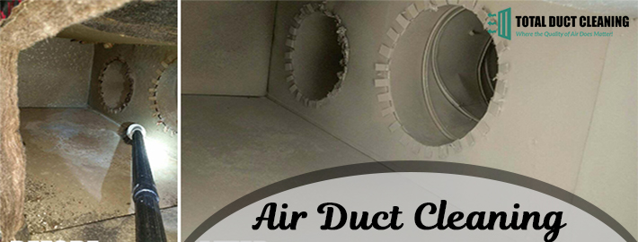 residential air duct cleaning company