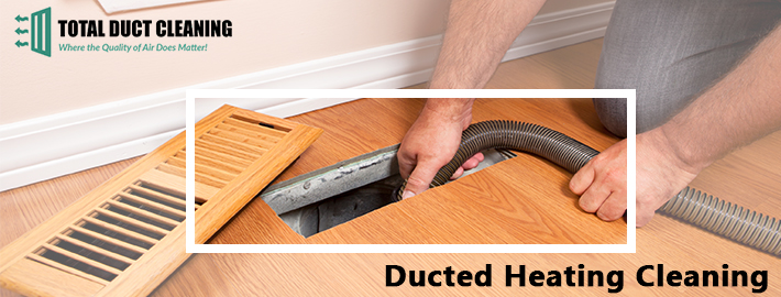 Heating and Cooling Duct Cleaning