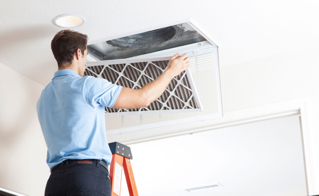 professional duct cleaning